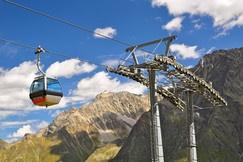Bergbahnen im Pitztal: mit unseren Aufstiegshilfen am Hochzeiger, Pitztaler Gletscher und Rifflsee geht's ab Juni zu den schönsten Aussichtspunkten im Pitztal beim höchsten Bergsommer Tirols! #DachTirols