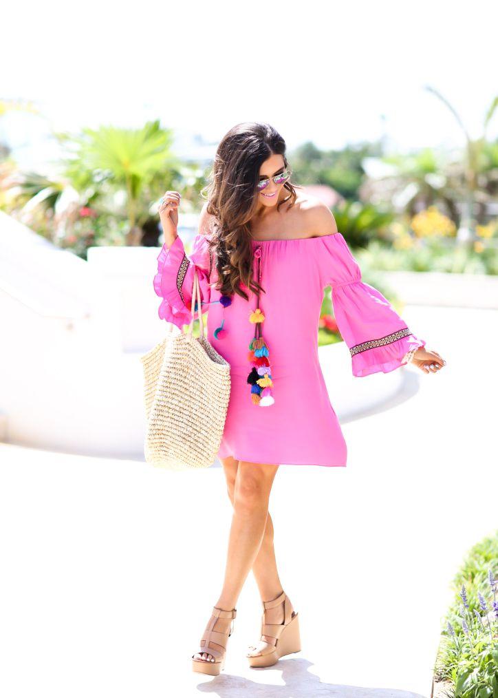 Bermuda: Hot Pink