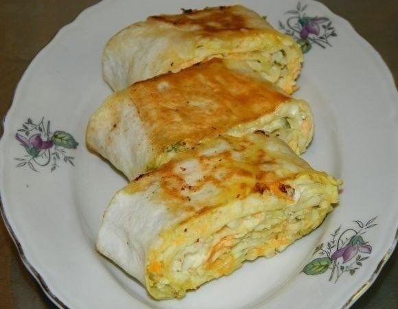 Хрустящая закуска Ингредиенты:● 2 тонких лаваша● 2 соленых огурца● 300 г… ☼ Рецепты