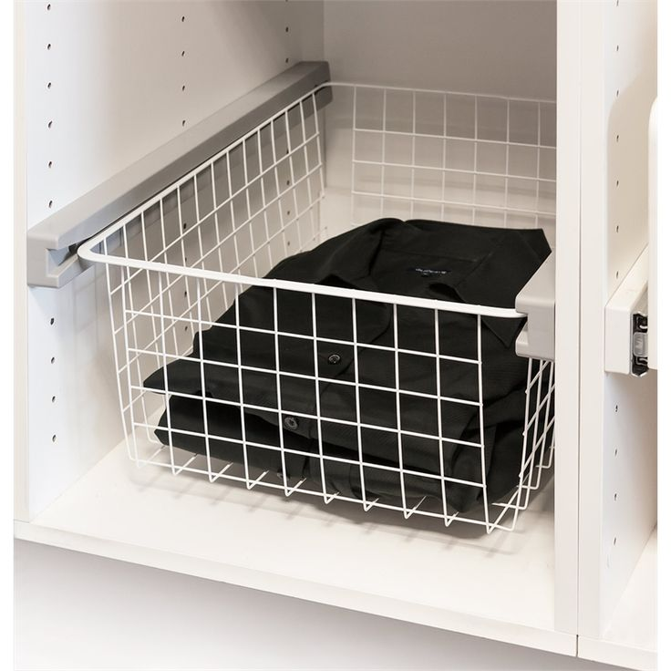 flatpax 450mm wire basket suits cabinet w63109 26