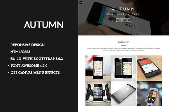 Check out Autumn by goalthemes on Creative Market