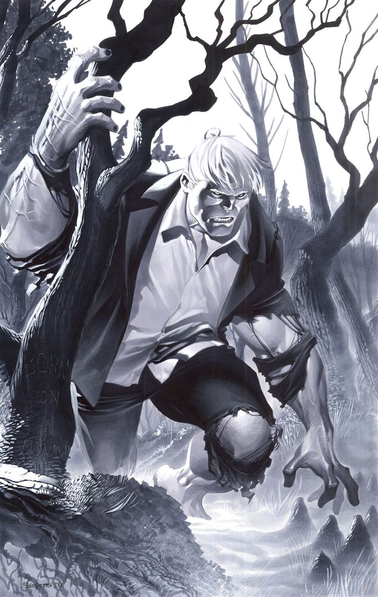 Solomon Grundy by ChristopherStevens.deviantart.com on @deviantART