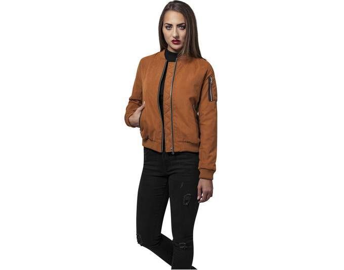 Urban Classics Ladies Peached Bomberjacke Jetzt bestellen unter: https://mode.ladendirekt.de/damen/bekleidung/jacken/bomberjacken/?uid=bcd3a17b-6cc7-5d56-8d71-6a5875d8df8c&utm_source=pinterest&utm_medium=pin&utm_campaign=boards #bomberjacken #bekleidung #jacken