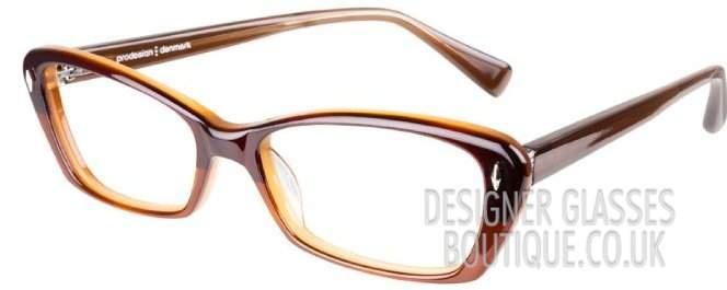 ProDesign Denmark 4677 - ProDesign Denmark - Designer Glasses - Designer Glasses Boutique - Buy Glasses Online - Prescription Glasses