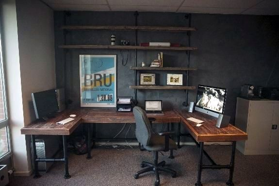 Advanced Home Office Desks Gold Coast You Ll Love Rustic Home