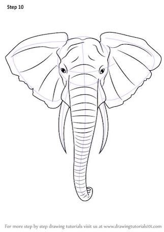 ber ideen zu elefantenkopf auf pinterest. Black Bedroom Furniture Sets. Home Design Ideas