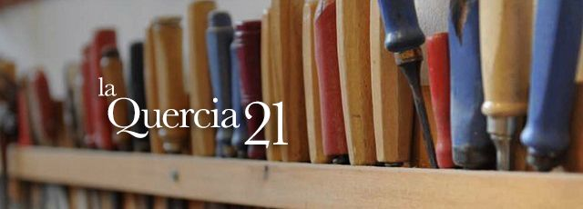 La Quercia 21 è uno spazio aperto di co-progettazione, un laboratorio di design artigianale. #madeinitaly #artigianato #design