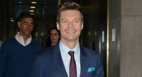 Ryan Seacrest: 2012 Summer Olympics Host!  Who else?