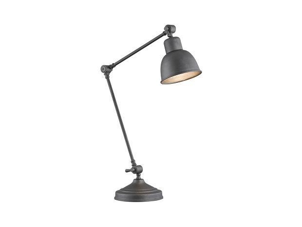 lampa biurkowa Eufrat, Black Red White, 149 zł