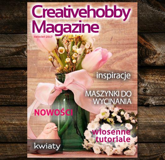 Oto kwietniowy numer Creativehobby Magazine, pełen wiosennych inspiracji: www.joomag.com/magazine/creativehobby-magazine-kwiecień-2017/0719979001491554503