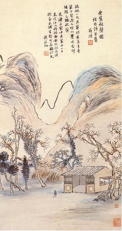 Qi Baishi's House