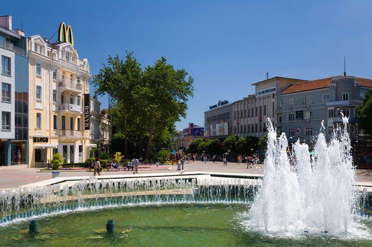 Varna (Bulgaria)  - Ciudades que van a triunfar en 2017