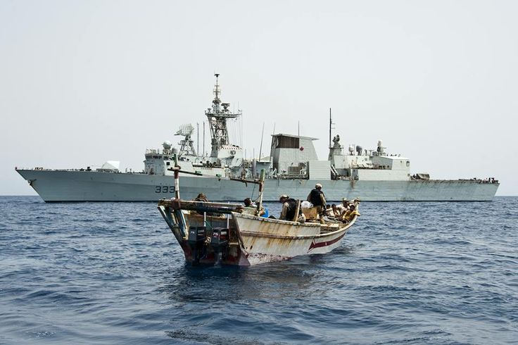 HMCS Toronto involved in yet another narcotics bust on the Indian Ocean.