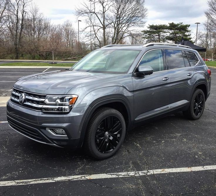 The New Volkswagen Atlas Arrived In Columbus For VW Sales