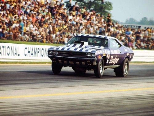 Bill Tanner Dodge Challenger