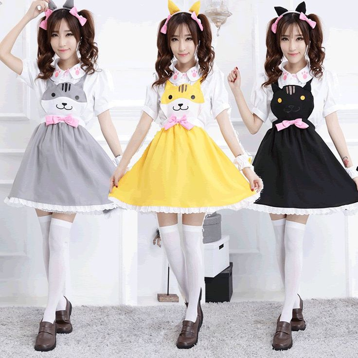 Guess what's in! Kitty Apron Dress... meow at 1 Stop Cat Shop, come see: http://www.1stopcatshop.com/products/kitty-apron-dress-maid-cosplay-costume-with-cat-ears?utm_campaign=social_autopilot&utm_source=pin&utm_medium=pin