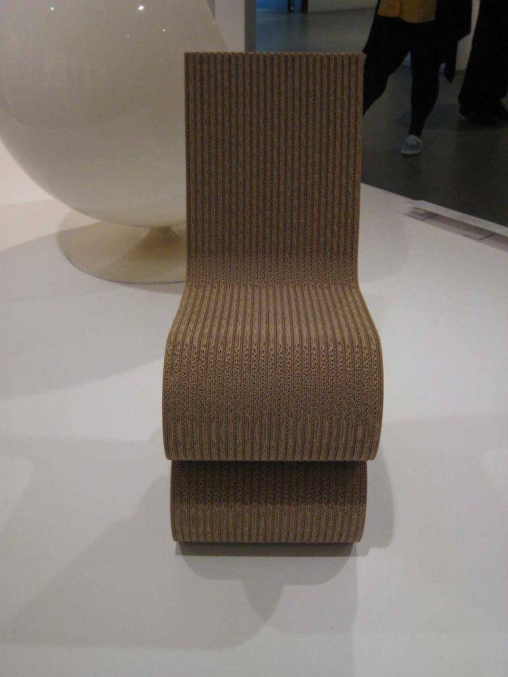 Awesome Furniture Cardboard ~ http://www.lookmyhomes.com/wonderful-frank-gehry-furniture-cardboard/