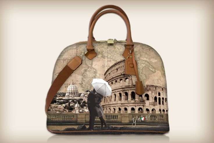 """""""YNOT? is a brand of Italian designer bags and suitcases."""