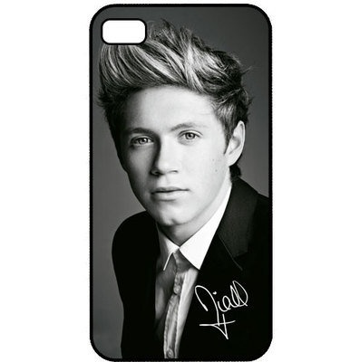 Niall Horan ONE DIRECTION Autograph Apple iPhone 4 4s Case Cover Little Thing