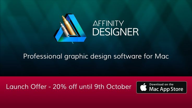 Affinity Designer is the fastest, smoothest, most precise graphic design software available.