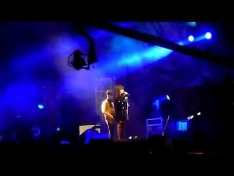 Ana Moura & Prince *2010 Super Rock* A sós com a noite / Vou dar de bebe...