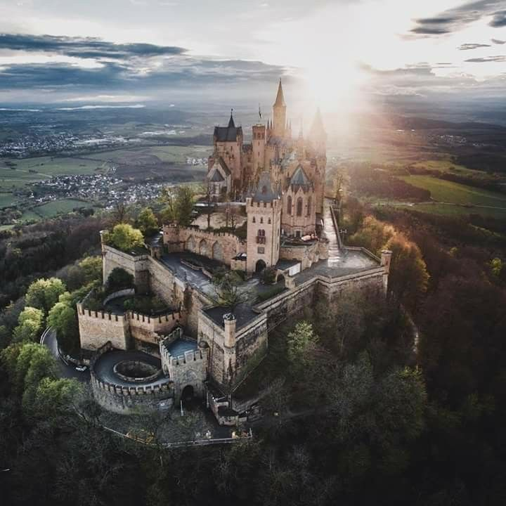Castle Project, Beautiful Castles, Beautiful Places, Instagram Travel, Best  Photo, Architecture, Europe, Fortification, October 14