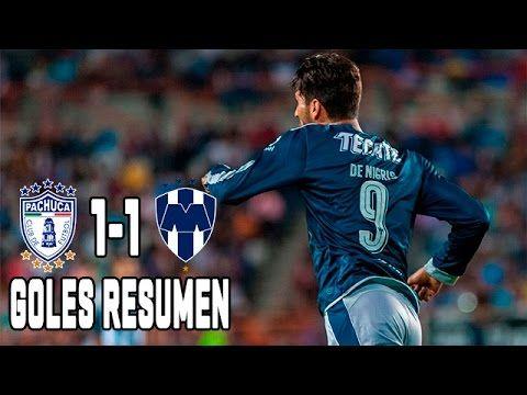 Pachuca vs Monterrey - http://www.footballreplay.net/football/2016/08/28/pachuca-vs-monterrey/