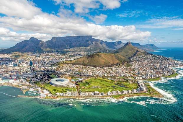Le Cap Citee Mere De L Afrique Du Sud Voyage En Afrique Afrique Du Sud Le Cap