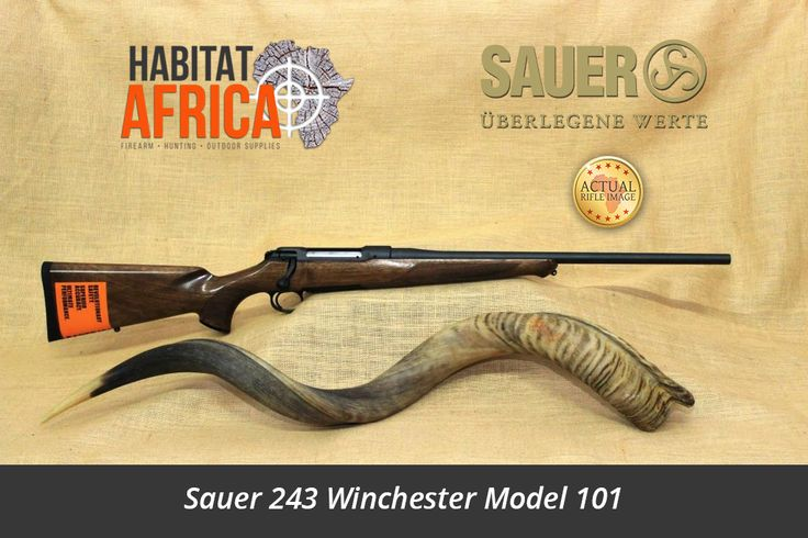 When Sauer & Son designs a new bolt-action rifle it has only one ambition: To be the best in its class! The Model 101 is the newest bolt-action rifle in the Sauer line, intended to provide Sauer quality at a more affordable price than the top of the line Model [...]