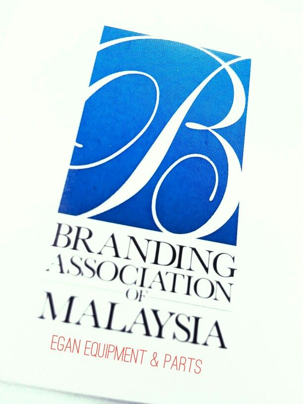 EGAN is proud to be recognised and associated with Branding Association Malaysia (BAM). Membership is exclusive and upon invitation only with a strict qualification process. BAM promotes highly potential Malaysian brands across the world. Thank you BAM for your trust & endorsement.  EGAN Forklift Parts Specialist  www.egan.com.my  www.fb.com/EGANEQP  www.fb.com/ForkliftPartsForSale