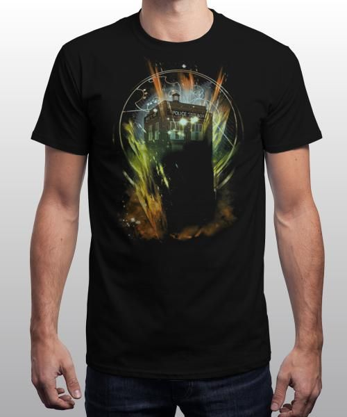 """It's Lightfull Inside"" is today's £8/€10/$12 tee for 24 hours only on www.Qwertee.com Pin this for a chance to win a FREE TEE this weekend. Follow us on pinterest.com/qwertee for a second! Thanks:)"