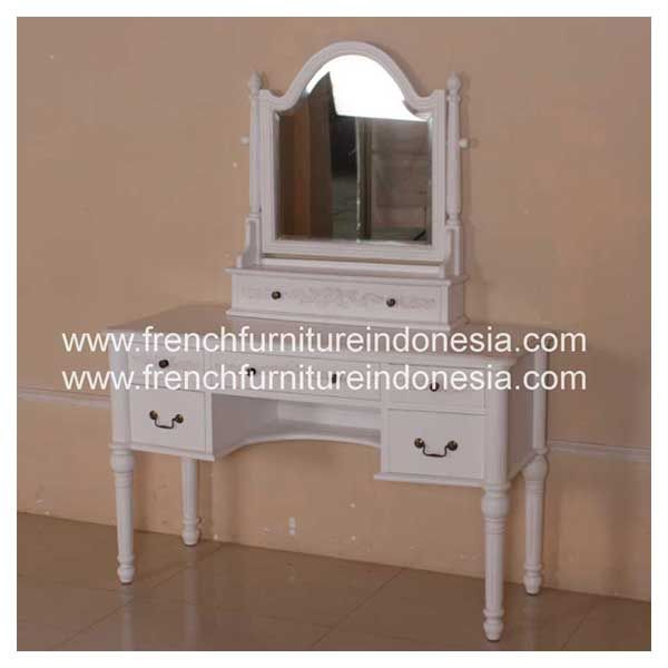 Order Princess Dressing table From French Furniture Exporter. We are reproduction 100 % export Furniture manufacture with French furniture style,vintage furniture style,shabby chic style and high quality Finishing. This Princess Dressing table is made from mahogany wood with good quality and treatment process and the design has a strong construction, suitable to your home. Code : RDM 018 #WholesaleFurniture #FurnitureManufacturer #ReproductionFurniture #FurnitureWarehouse #GalleryFurniture