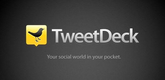 TweetDeck desaparecerá de Android e iOS el próximo 7 de mayo