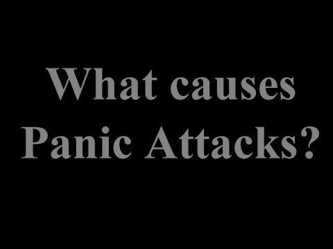 What Causes Panic Attacks?