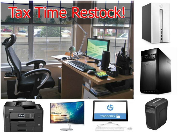 Maximise your Tax refund this EOFY with our UNRESERVED Home Office Auction SAVE HERE: