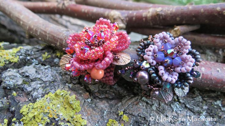 26 Best Beadwork By Un Roen Manarata Images On Pinterest Beadwork Pearl Embroidery And Swarovski