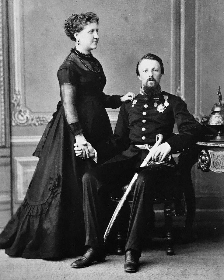 Princesa Isabel e Conde D'eu, década de 1860. | Foto de princesa, Princesa isabel, História do brasil