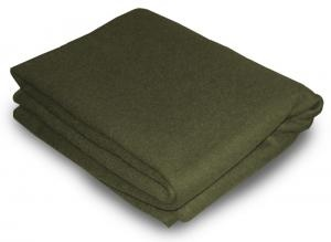 Cheap Wool Blankets Wholesale Bulk Hungarian Olive Wool