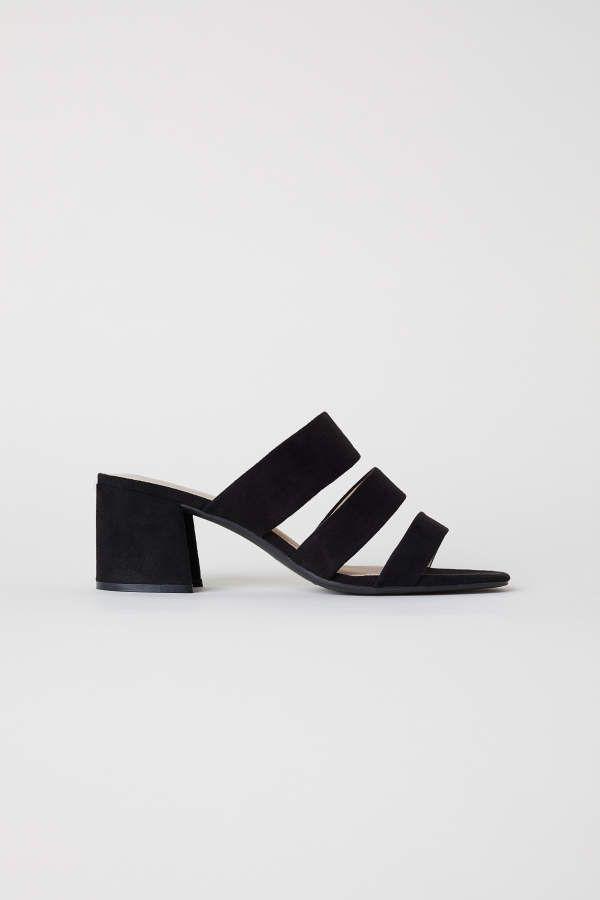 Sandals - Black - Women   Sandals