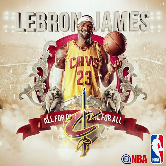 Homecoming King... LeBron James returns to the Cavs,
