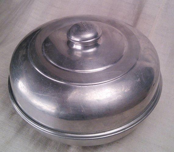 Ancienne yaourtière en aluminium Yalacta par BoutiqueDeLaDuchesse