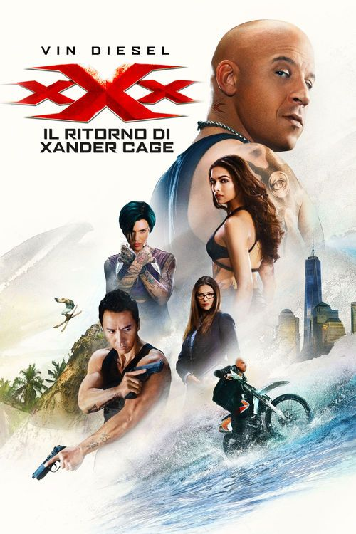 Watch xXx: Return of Xander Cage (2017) Full Movie HD Free Download