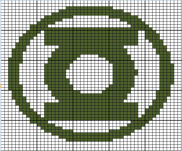 Green Lantern Chart