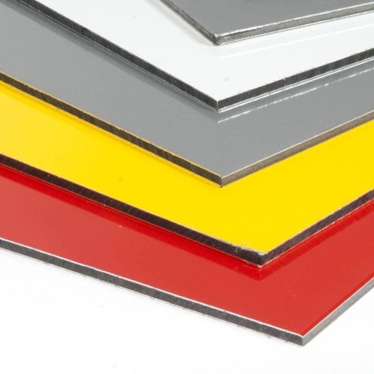 Dibond el dibond es un panel sandwich de aluminio y for Panel sandwich aluminio