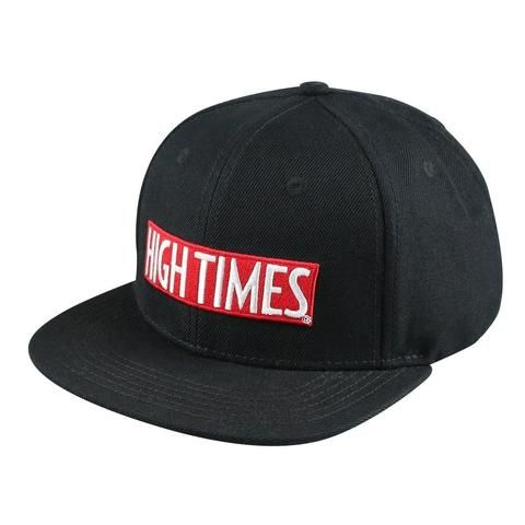 High Times® Snapback Cap - The Hippie House