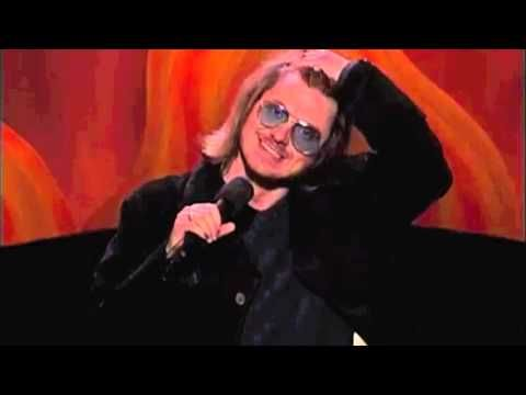Mitch Hedberg's funniest jokes edited into a single file.