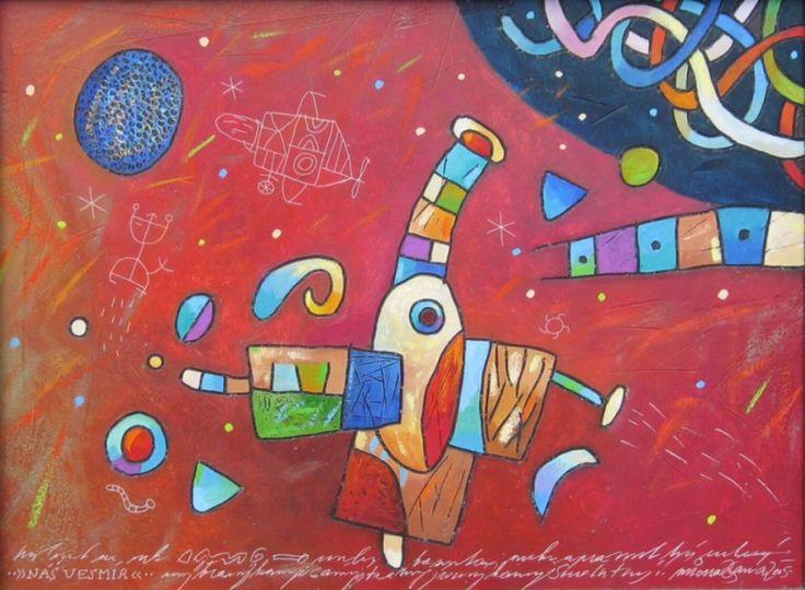 Náš vesmír I - Michal Halva