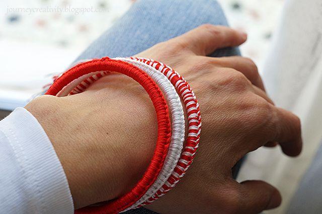 """March"" bracelet Anna Spathari"