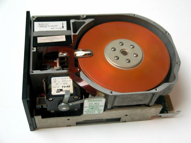 The ST-506 was the first 5.25 inch hard disk drive, introduced in 1980 by Seagate Technology (then Shugart Technology) It stored up to 5 megabytes after formatting and cost $1500.
