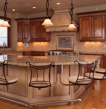 See ideas 3 and 4 3 built in slide out bench on casters for See kitchen designs